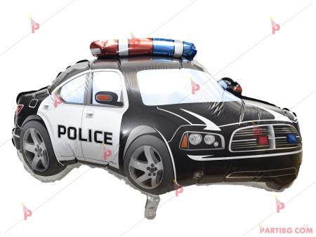 Фолиев балон Полицейска кола