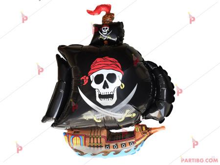 Фолиев балон Пиратски кораб